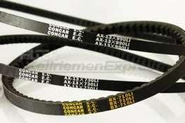 Keilriemen 13 x 940 Li Strong Belt A 13 Riemen A 37 Bulktex® Verstärkt